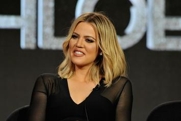 """Khloe Kardashian Says Tristan Thompson Is A """"Good Dad"""" To True After Cheating Scandal"""