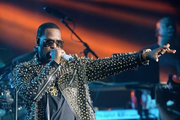 R. Kelly Audio Suggests He Lied About Mentoring Girlfriend Joycelyn Savage