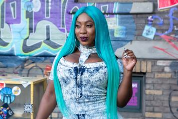 """""""Love & Hip Hop: Atlanta"""" Teaser Dives Into Why Spice Wore Whiteface"""