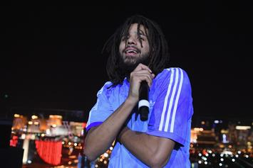"J Cole Jokes About His GQ Style: ""Gotta Start Dressin' Like This All The Time"""