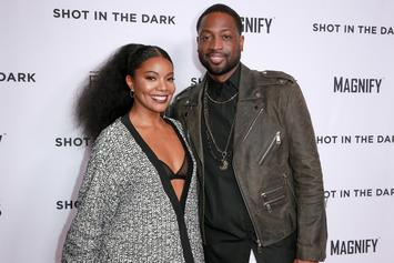 "Gabrielle Union & Dwyane Wade Talk His Retirement & Final ""Crying"" Days In The NBA"