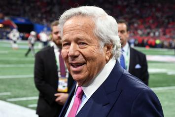 Robert Kraft Will Not Accept Prostitution Case Plea Deal: Report