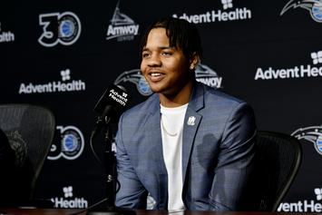 """Markelle Fultz Claims His Shoulder Is """"Getting Better Each And Every Day"""""""