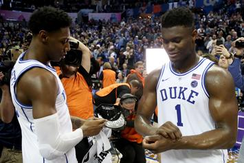 """Zion Williamson Says Being Drafted By Knicks Would Be An """"Honor"""""""