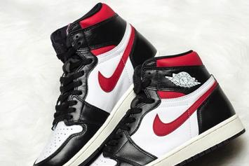 """Air Jordan 1 High OG """"Gym Red"""" Rumored Release Date And Images"""