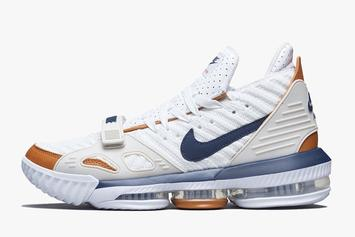 """Nike LeBron 16 """"Bo Trainer"""" Official Release Date & Images"""