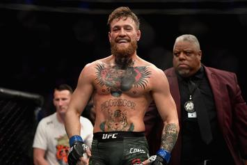 Conor McGregor Announces Retirement From The UFC & MMA