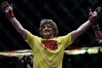 "Ben Askren Calls Conor McGregor's Retirement A ""Negotiating Tactic"""