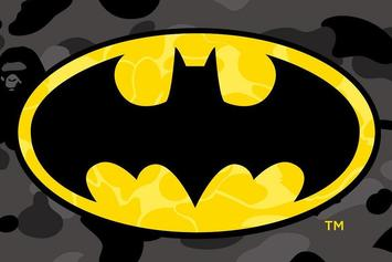 Bape & DC Comics Are Teaming Up For A Brand New Collaboration