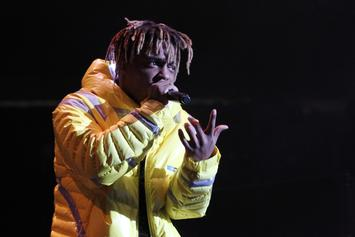 """Juice WRLD Teams With Tinder For """"Swipe Off"""" Free Concert"""