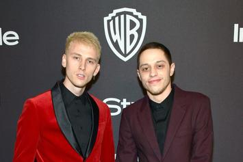Machine Gun Kelly & Pete Davidson Put Their Friendship To The Polygraph Test