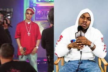 """T.I. Wowed By DaBaby's """"Act Up"""" Freestyle, Calls For Collab ASAP"""