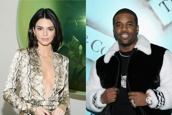 Kendall Jenner & A$AP Ferg Enjoy A Night Out Together