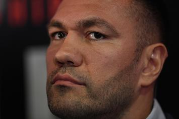 Kubrat Pulev Suspended After Kissing Female Reporter Without Consent