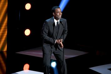 Chris Rock Tears Into Jussie Smollett At NAACP Image Awards