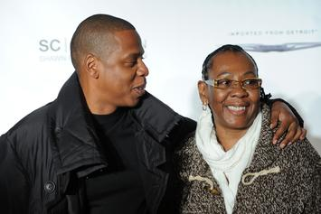 Jay-Z Dedicates His NAACP Award To Grandma, Mrs. Carter & The Other Mrs. Carter