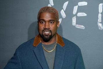 Kanye West Announces He's Bringing Sunday Service To Coachella