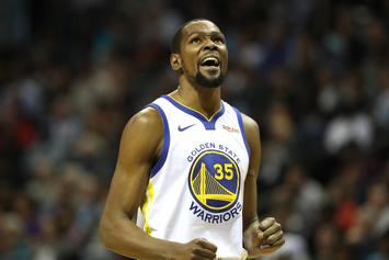 NBA Execs Believe Kevin Durant Is Going To The New York Knicks