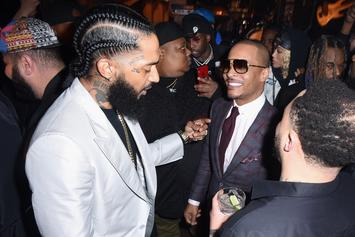 T.I. Reflects On Nipsey Hussle's Murder & Drops Wisdom About Envy & Jealousy