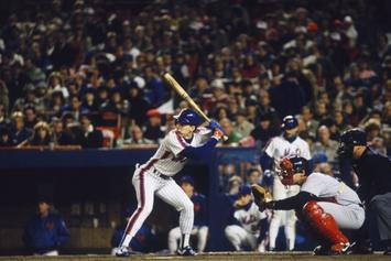 Lenny Dykstra Accused Of Hurling Racist Insults During 1986 World Series