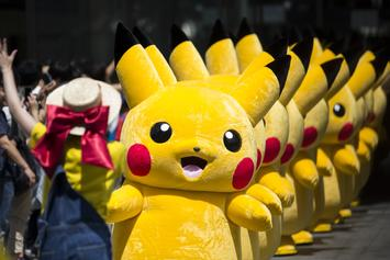 """""""Detective Pikachu"""" Teaser Reveals Closer Look At Mewtwo"""