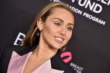 Miley Cyrus Receives Backlash For Photoshoot On Near-Endangered Joshua Tree