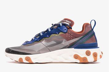 Nike React Element 87 Returns In Two New Colorways On March 2nd