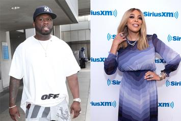 "50 Cent Trashes Wendy Williams During Birdman Segment: ""Crack Head"""