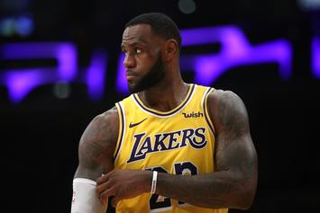 "LeBron James Believes Lakers Free Agency Is ""Very Critical"" For His Future"