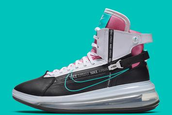 Nike Air Max 720 Saturn Brings The South Beach Vibes
