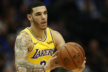 Lonzo Ball Cuts Ties With Agent Harrison Gaines: Report