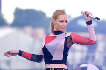 "Iggy Azalea Brings ""Sally Walker"" To Jimmy Kimmel Live"