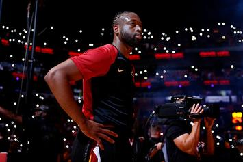 """Dwyane Wade On Dealing With Life After Basketball: """"I'll Be In Therapy. Seriously"""""""
