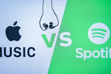 Apple Music Surpasses Spotify In U.S. Paid Subscriptions: Report