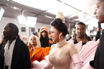 """Cardi B Responds To Criticism Over Her Subjective """"Role Model"""" Status"""