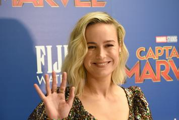 "Captain Marvel Is Itching To Dance With Thanos In New ""Avengers: Endgame"" Clip"