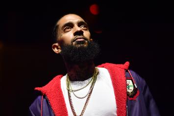 Nipsey Hussle's Memorial Service At Staples Center Sold Out In 20 Minutes: Report