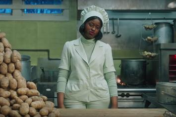 "Tierra Whack Massacres Spuds In Creepy ""Unemployed"" Video"