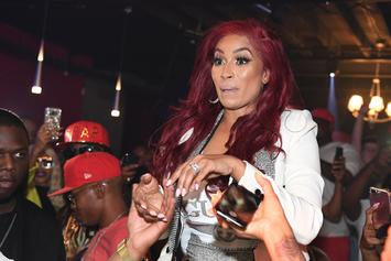 """Love & Hip Hop Atlanta"" Star Karlie Redd Exposes Pooh Hicks: ""You Man Ass H*e"""