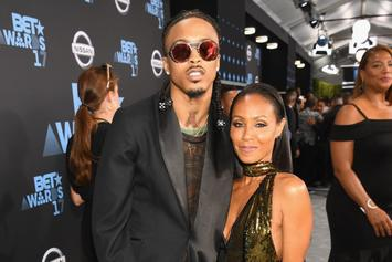 "August Alsina Clears Up Rumors That ""Nunya"" Is About Jada Pinkett-Smith"