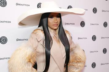 """Cardi B Worried Kulture Will Forget Her Due To Busy Schedule: """"It's Very Hard"""""""