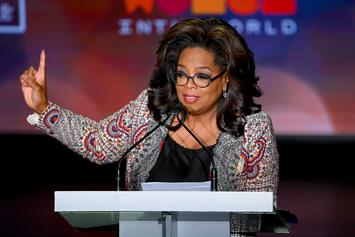 "Oprah Winfrey Claps Back At ""Hateration"" Over ""Leaving Neverland"" Interview"