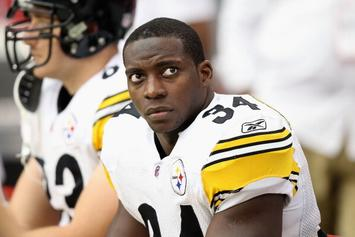 Ex-Steelers RB Rashard Mendenhall Rants: 'Ben Roethlisberger Is Racist'