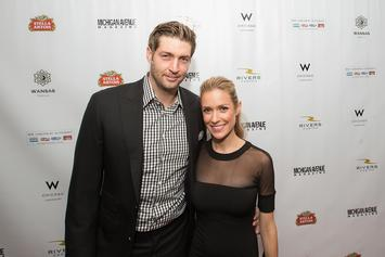 """Jay Cutler Unclogged Wife's Milk Ducts By """"Sucking Harder Than He's Ever Sucked"""""""