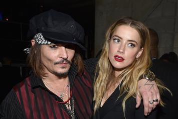 "Amber Heard Details Abuse By Johnny Depp A.K.A. ""The Monster"""