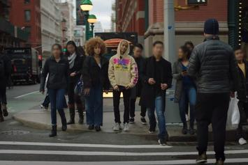 "Jaden Smith Strolls Around NYC In ""SOHO"" Visual"