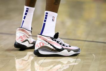 Kevin Durant's Playoff Shoes Are Being Curated By Don C