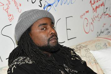 Wale Links Up With Pharrell While Finishing His Upcoming Album