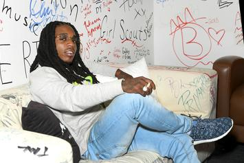 Jacquees Drops $40,000 For Beverly Hills Birthday Dinner