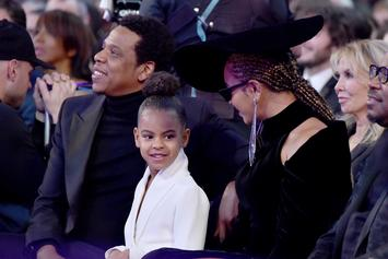 """Blue Ivy Upstages Mom Beyonce With Her Singing On """"Homecoming: The Live Album"""""""